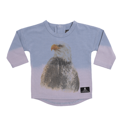 Rock Your Baby - Eagle Eye LS Baby T-Shirt