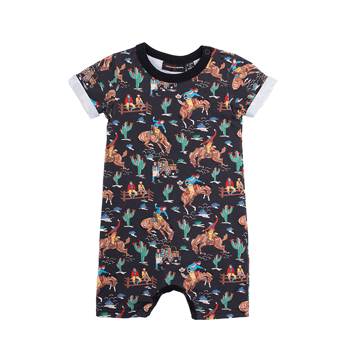 Rock Your Baby - Go West Playsuit