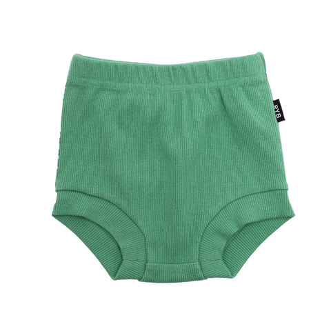Rock Your Baby - Green Rib Nappy Cover