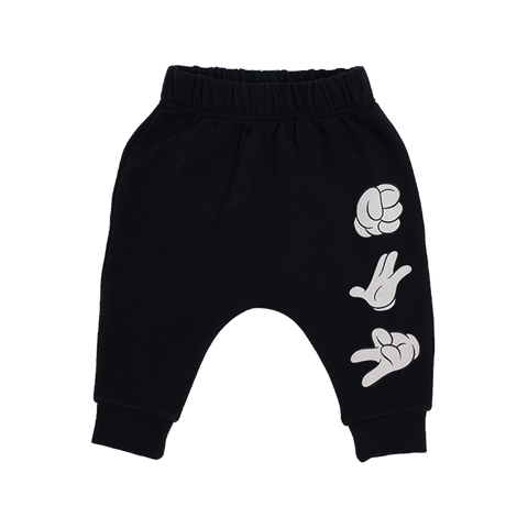 Rock Your Baby - Mouse Is The House Track Pants (Babies)