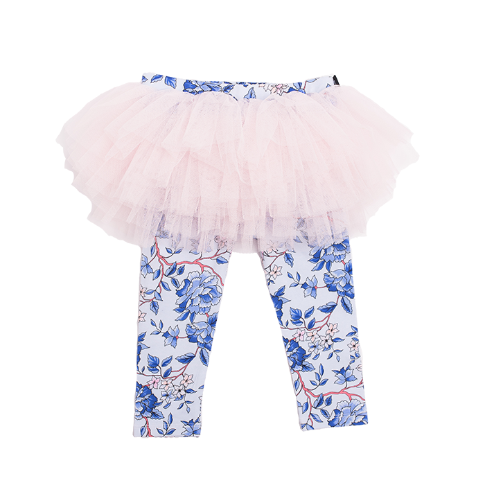 Rock Your Baby - Oriental Floral Circus Tights
