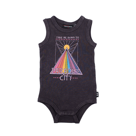 Rock Your Baby - Paradise City Bodysuit