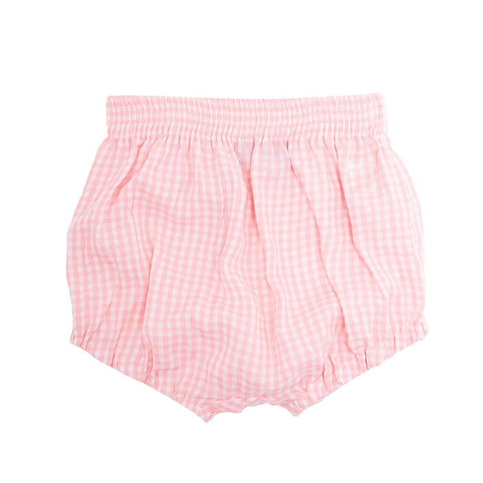 Rock Your Baby - Pink Gingham Shorts