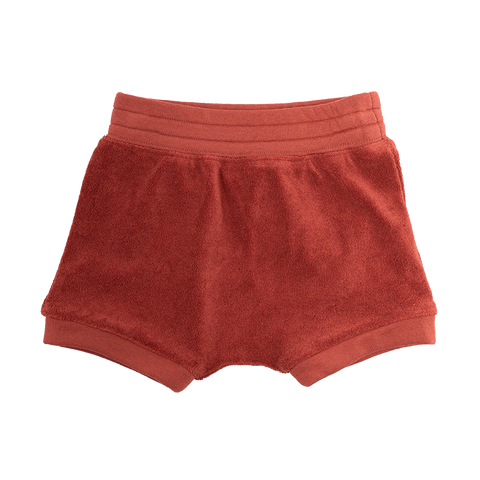 Rock Your Baby - Rust Knicker Shorts