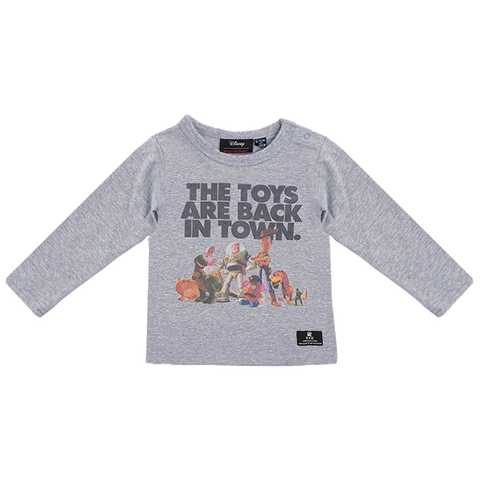 Rock Your Baby - The Toys Are Back Long Sleeve T-Shirt (Babies)