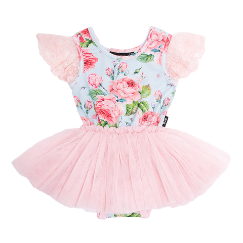 Rock Your Baby - Vintage Girl Lace Circus Dress (Baby Girls)