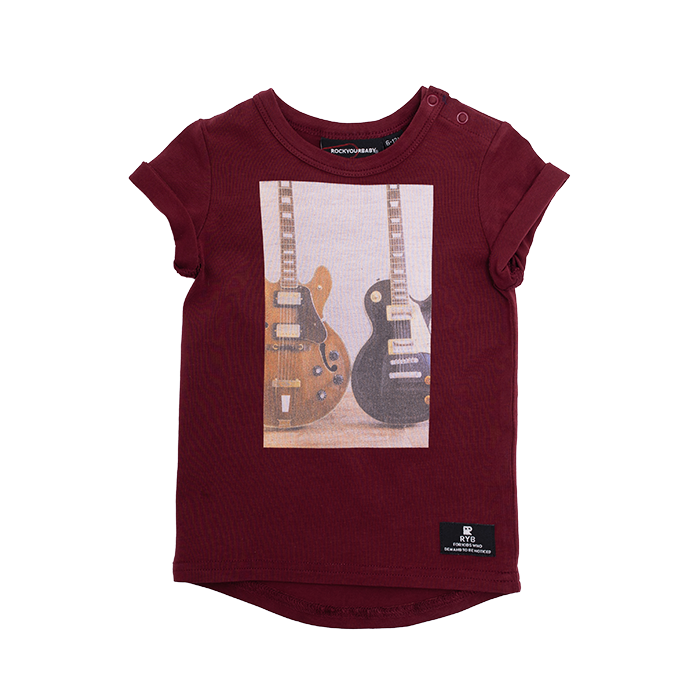 Rock Your Baby - Wonderwall T-Shirt (Baby Boys)