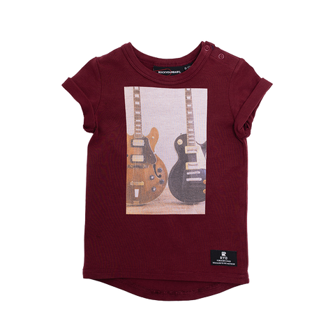 PRE ORDER - Rock Your Baby - Wonderwall T-Shirt (Baby Boys)