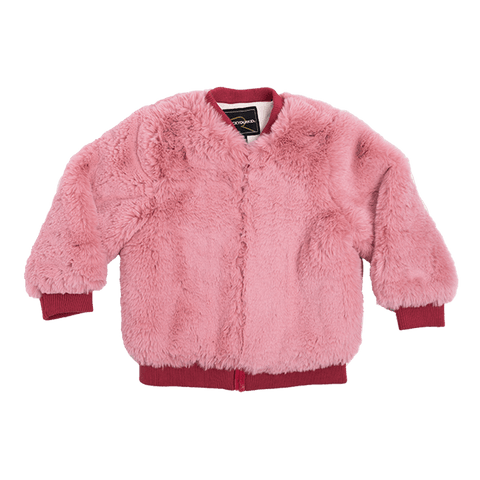 Rock Your Baby - Bomber Jacket (Pink)