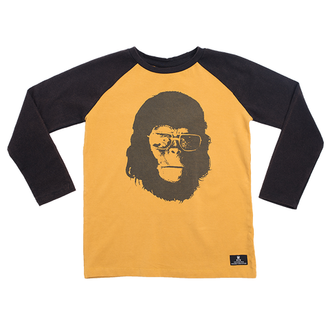 Rock Your Baby - Go Ape Long Sleeve T-Shirt
