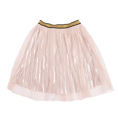 PRE-ORDER Rock Your Baby - Gold Shimmer Skirt