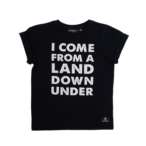 Rock Your Baby - Land Down Under T-Shirt (Boys)