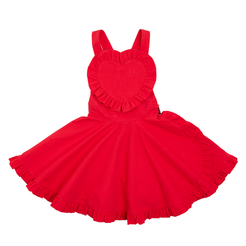 Rock Your Baby - Love Heart Audrey Dress