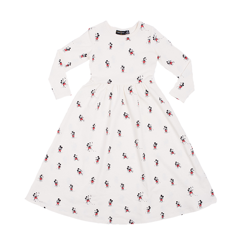 Rock Your Baby - Mickey Long Sleeve Maxi Dress