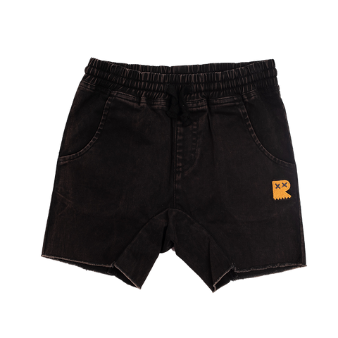 Rock Your Baby - Midnight Strollin' Shorts