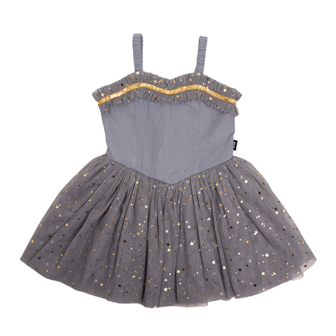 Rock Your Baby - Silver Day Dreamer Dress (Girls)