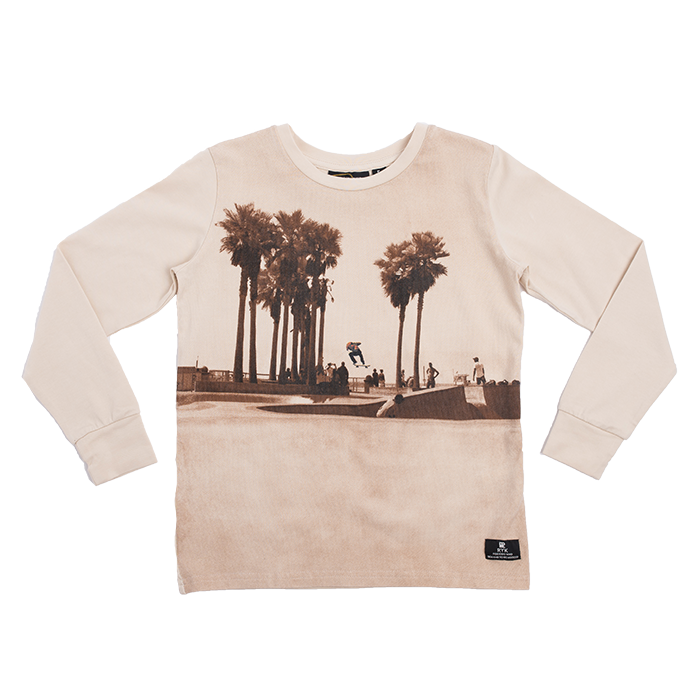 Rock Your Baby - Skate Park Long Sleeve T-Shirt