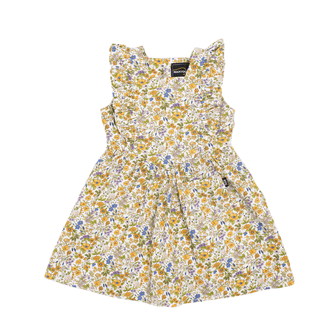 Rock Your Baby - Spring Florals Babette Dress (Girls)
