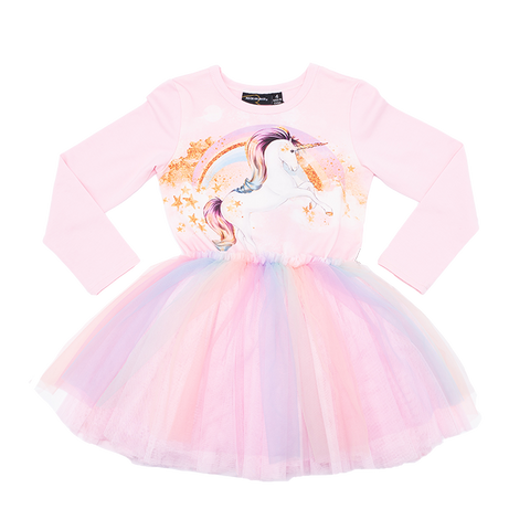 Rock Your Baby - Stargazer LS Circus Dress