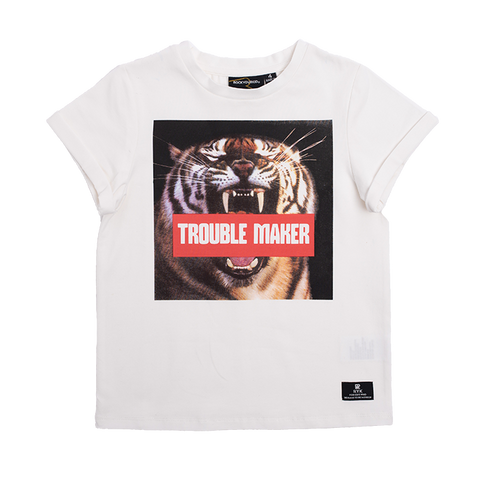 Rock Your Baby - Trouble Maker T-Shirt (Boys)