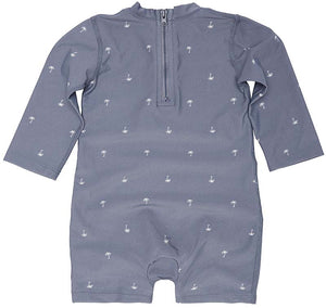 Toshi - Long Sleeve Swim Onesie - Bondi Beach