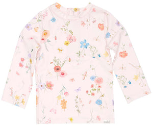 Toshi - Long Sleeve Swim Rashie - Mermaid