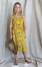 Load image into Gallery viewer, Bella + Lace - Gigi Dress (Tumeric Latte)