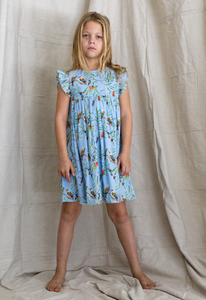Bella + Lace - Annie Dress (Blue Moon)