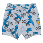 Load image into Gallery viewer, Rock Your Baby - Dino Bike Shorts