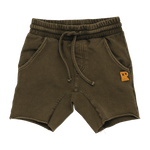 Load image into Gallery viewer, Rock Your Baby - Khaki Wash Smash Shorts