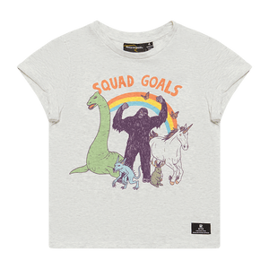 Rock Your Baby - Squad Goals Short Sleeve T-Shirt