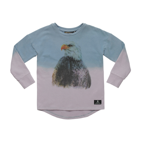 Rock Your Baby - Eagle Eye LS Boys T-Shirt