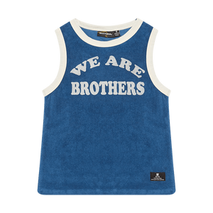 Rock Your Baby - We Are Brothers Singlet Top