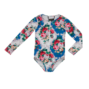 Rock Your Baby - French Chintz Long Sleeve One Piece