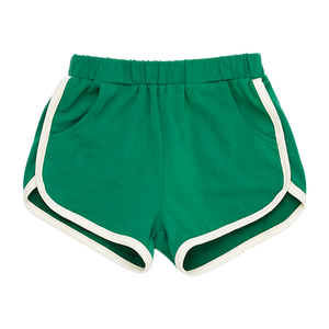 Rock Your Baby - Green Farrah Shorts