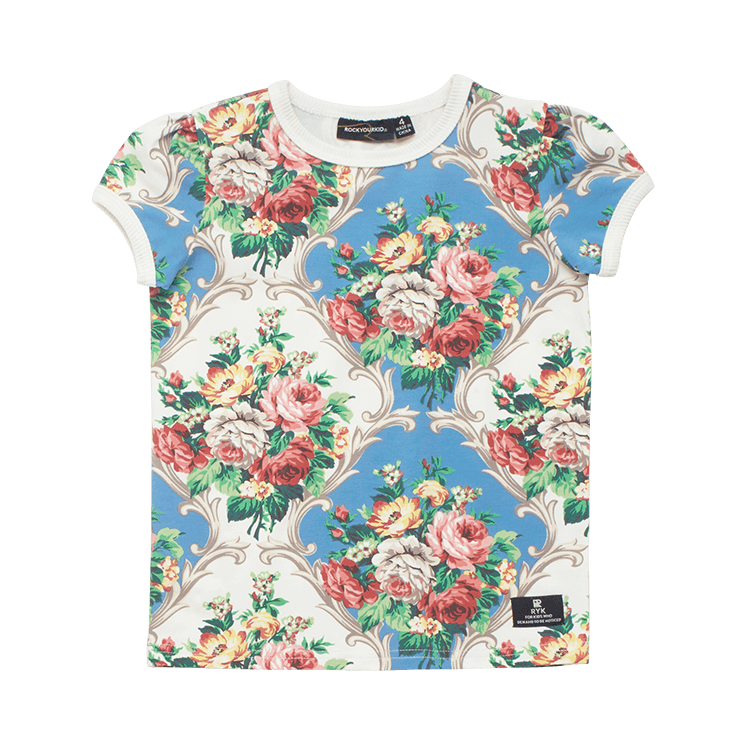 Rock Your Baby - French Chintz Short Sleeve T-shirt