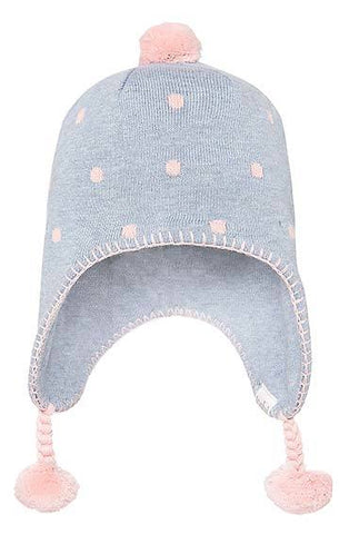 Toshi - Magic Earmuff Beanie (Blue Moon)