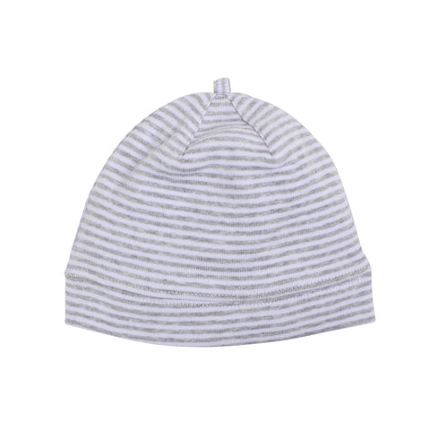 Bebe - Australiana Stripe Beanie (Grey)