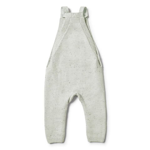 Wilson & Frenchy - Steel Blue Speckle Knitted Overall