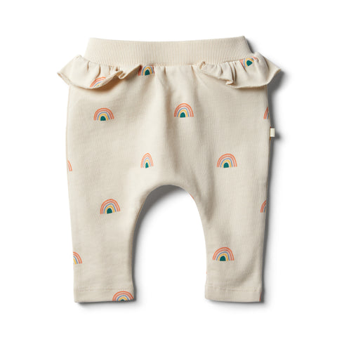 Wilson & Frenchy - Sing A Rainbow Ruffle Pant