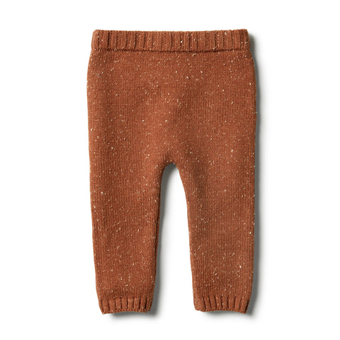 Wilson & Frenchy - Toasted Pecan Legging