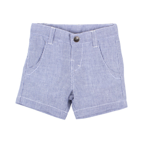 Bebe - Louis Stripe Shorts (Boys)