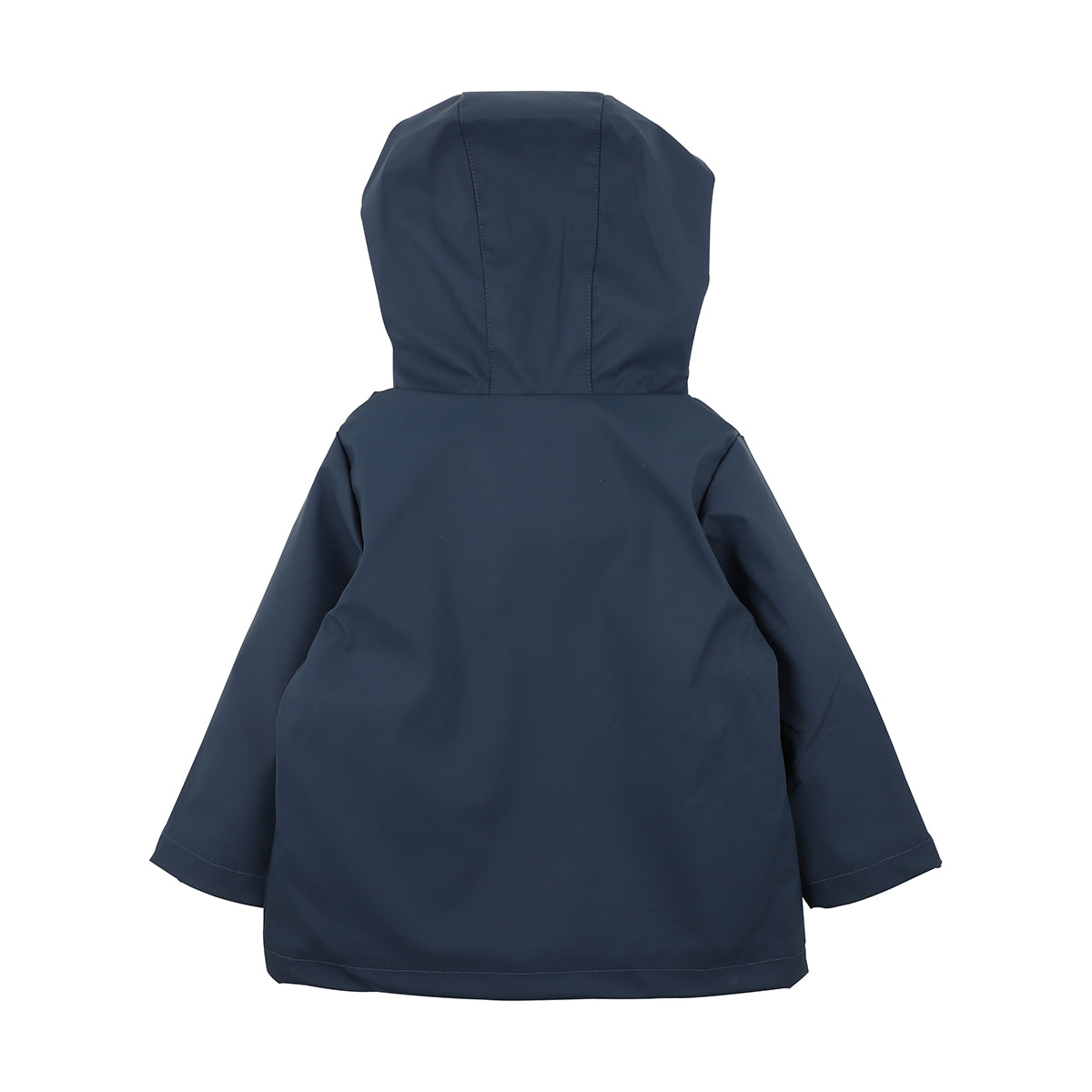 Bebe - Boys Navy Lined Rain Coat