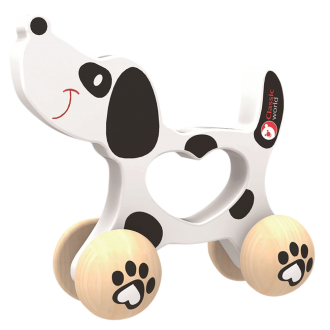 Doggy Push Toy