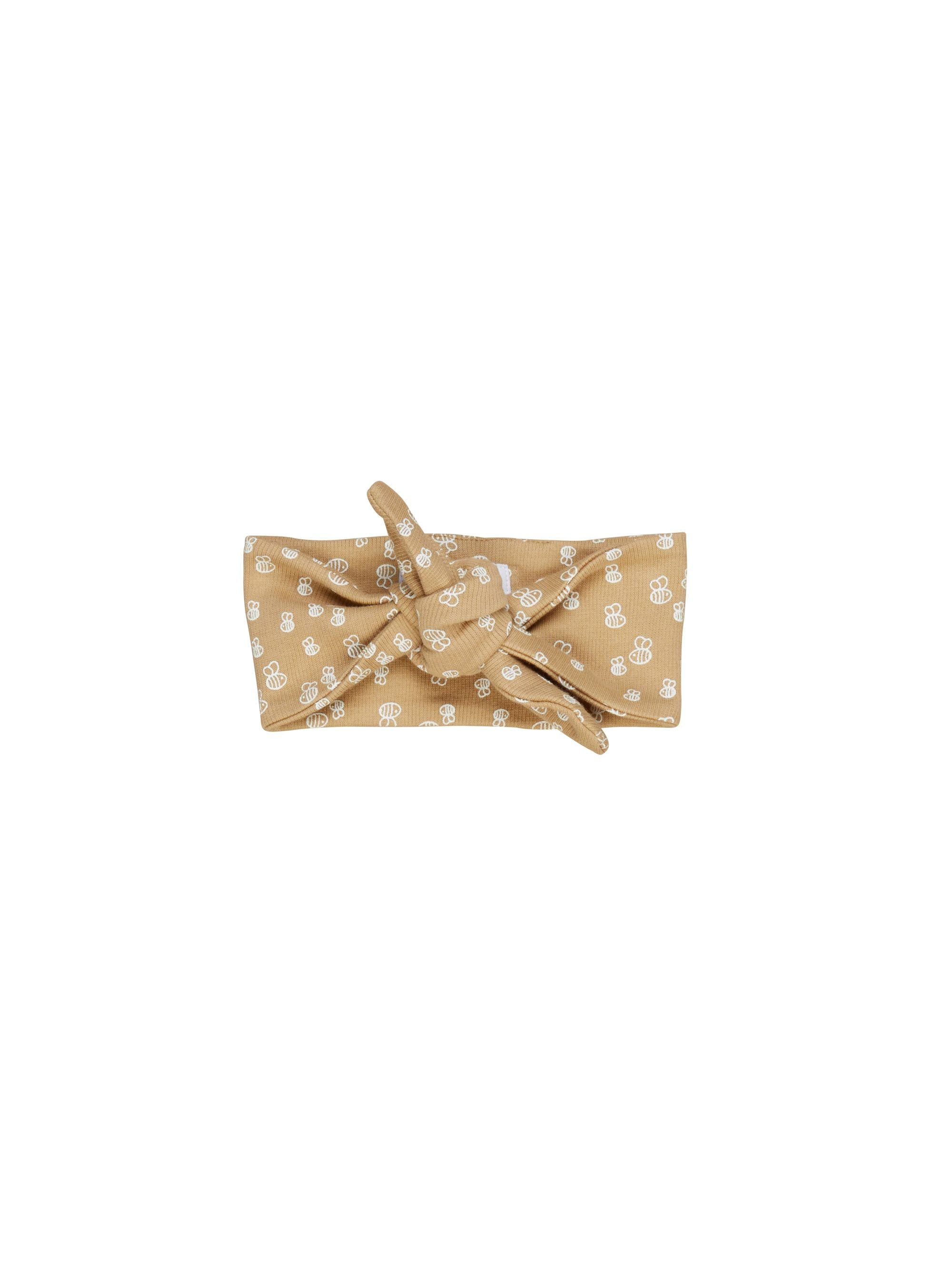 Huxbaby - Honey Bee Rib Headband
