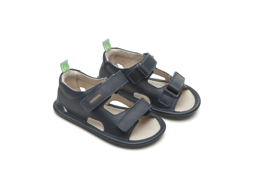 Tip Toey Joey - Dongy Originals Sandals (Navy)