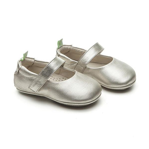 Tip Toey Joey - Mary Janes Shoes Dolly (White Gold)