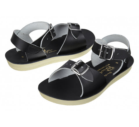 Salt Water Sandals - Surfer (Black)