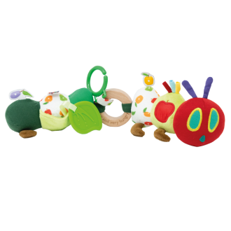 Tiny Caterpillar Activity Toy