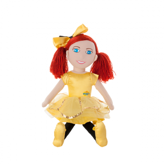 The Wiggles - Emma Wiggle Ballerina Cuddle Doll